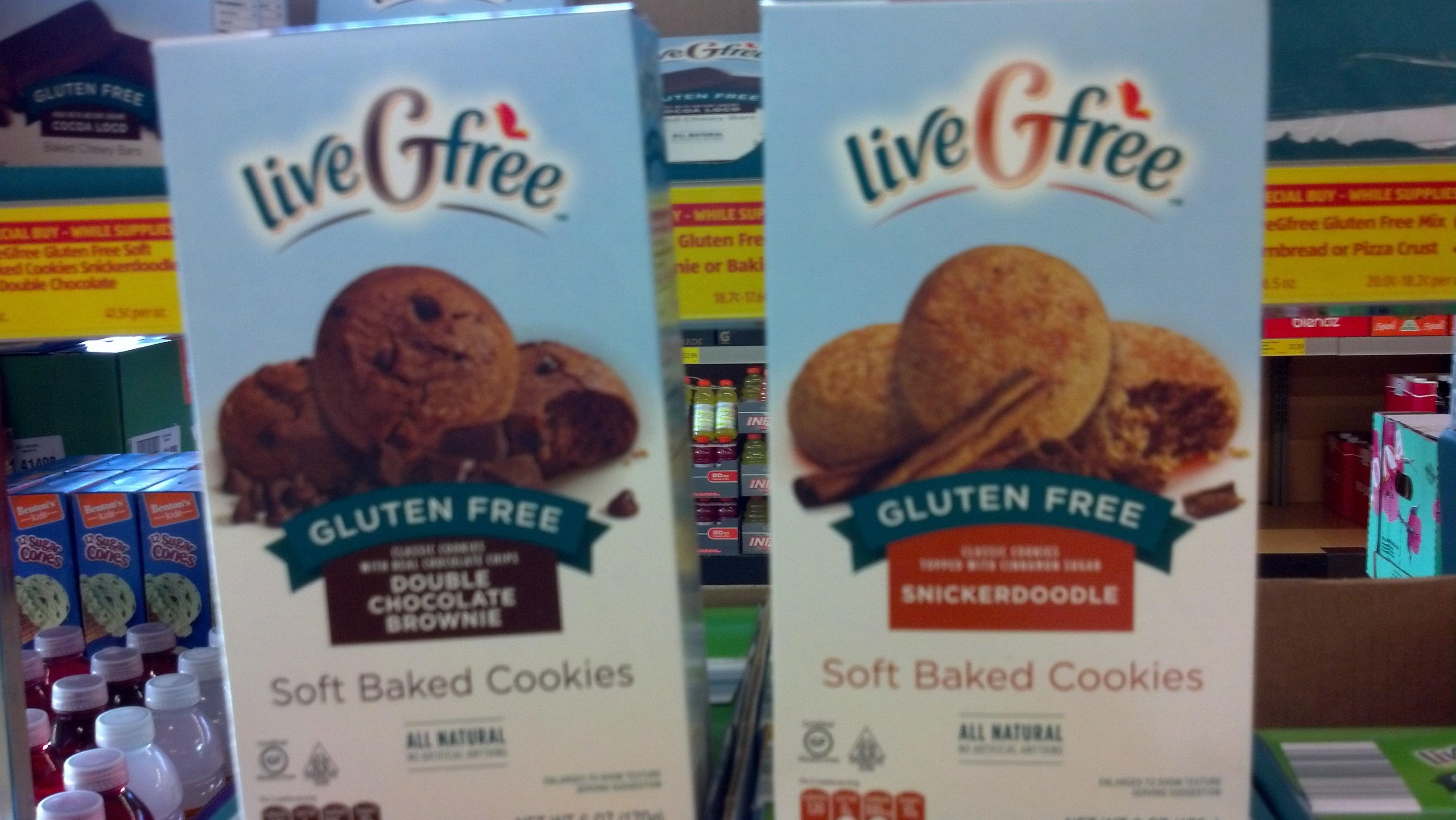 Aldi's Gluten Free Cookies