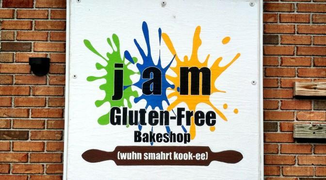 GF Lex – My Summer Crush on Jam Gluten-Free Bakeshop