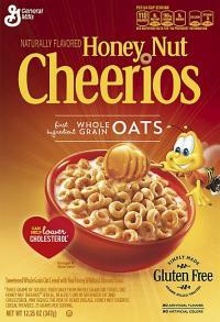 Yellow Box and Honey Nut Cheerios Recall